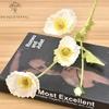 Coquelicots Géant Artificiels Blanc | Fleurs Artificielles | Coquelicots Artificiels | Bouqueternel