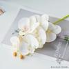 Tige d'Orchidée Artificielle Blanche | Fleurs Artificielles | Orchidées Artificielles | Bouqueternel
