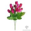 Tulipes Artificielles Luxe Rose | Fleurs Artificielles | Tulipes Artificielles | Bouqueternel