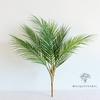 Branche Artificielle de 9 Feuilles de Palmier | Plante Artificielle l Bouqueternel