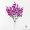 Branche de Fleurs de Cerisier Violette | Branche Artificielle | Bouqueternel