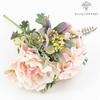 Composition de Fleurs Artificielles Rose | Bouquet Artificiel | Bouqueternel