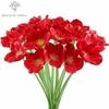 Bouquets de Coquelicots Artificiels Rouge | Bouquet Artificiel | Bouqueternel
