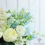 Composition Florale Artificielle Originale en Bouquet | Bouquet Artificiel | Bouqueternel