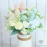 Composition Florale Originale Bouquet de Fleurs Artificielles | Bouquet Artificiel | Bouqueternel