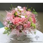 Composition Florale Artificielle Haut de Gamme | Bouquet Artificiel | Bouqueternel