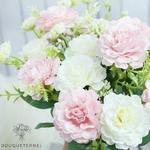 Fleurs Artificielles Décoration Florale pour Mariage | Bouquet Artificiel | Fleurs Artificielles Mariage | Bouqueternel