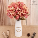 Décoration Florale Artificielle de Cyclamen Persium | Bouquet Artificiel | Bouqueternel