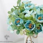 Fleurs Déco Bouquet de Fleurs Artificielles de Portulaca Fleurs Déco | Bouquet Artificiel | Bouqueternel