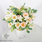 Bouquet Artificiel Fleurs de Portulaca Déco | Bouquet Artificiel | Bouqueternel