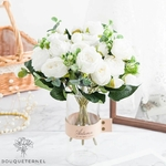 Décoration de Table pour Mariage Bouquet de Fleurs Artificielles | Bouquet Artificiel | Fleur Mariage Artificielle | Bouqueternel