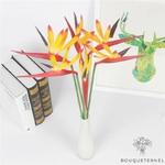 Fleur Oiseau de Paradis | Branche Artificielle | Bouqueternel