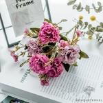 Bouquet de Fleurs Artificielles Art Floral Mariage | Bouquet Artificiel | Fleur Artificielle Mariage | Bouqueternel