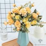 Bouquet dArt Floral Artificiel Moderne | Bouquet Artificiel | Bouqueternel
