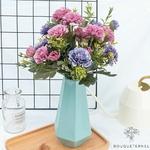 Bouquet de Fleurs Artificielles Art Floral Moderne | Bouquet Artificiel | Bouqueternel