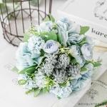 Bouquet de Fleurs Artificielles Composition de Fleurs pour cérémonie de Mariage | Bouquet Artificiel | Fleur Artificielle Mariage | Bouqueternel