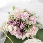 Bouquet de Fleurs Artificiellles Composition de Fleurs pour Mariage | Bouquet Artificiel | Fleur Artificielle Mariage | Bouqueternel