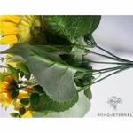 Bouquet de Tournesols Artificiels | Bouquet Artificiel | Bouqueternel