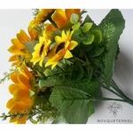 Bouquets Artificiels de Tournesols | Bouquet Artificiel | Bouqueternel