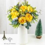 Bouquets Artificiels Composition Fleurs Artificielles pour Deuil | Bouquet Artificiel | Bouqueternel