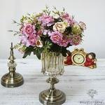 Composition Florale de Fleurs Artificielles | Bouquet Artificiel | Bouqueternel