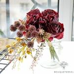Bouquet Artificiel Composition Florale pour Deuil | Bouquet Artificiel | Bouqueternel