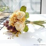 Bouquets Artificiels Composition Florale pour Deuil | Bouquet Artificiel | Bouqueternel