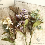 Composition de Fleurs Artificielles pour Cimetière | Bouquet Artificiel | Bouqueternel