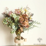 Composition Fleurs Artificielles pour Cimetière | Bouquet Artificiel | Bouqueternel