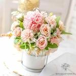 Bouquet Artificiel Déco Florale pour Mariage | Bouquet Artificiel | Fleur Artificiel Mariage | Bouqueternel