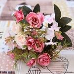 Bouquets Artificiels Déco Fleurs pour Mariage | Bouquet Artificiel | Fleur Artificielle Mariage | Bouqueternel