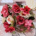 Déco Fleurs Artificielles pour Mariage | Bouquet Artificiel | Fleur Artificielle Mariage | Bouqueternel