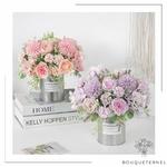 Bouquets de Fleurs Artificielles Décoration Salle de Mariage l Bouquet Artificiel | Fleur Artificielle Mariage | Bouqueternel