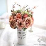 Bouquet Artificiel Composition Florale de Noël | Bouquet Artificiel l Bouqueternel