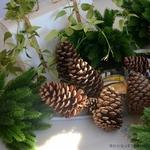 Branches de Sapin Artificiel | Plante Artificielle | Branche Artificielle | Bouqueternel