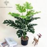 Feuille Monstera Artificielle | Branche Artificielle | Plante Artificielle | Bouqueternel