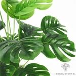 Feuilles Artificielles Monstera | Branche Artificielle | Plante Artificielle | Bouqueternel