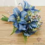 Bouquet de Fleurs Artificielles avec Toucher Naturel   Bouquet Artificiel   Bouqueternel