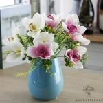 Fleur dOrchidée Artificielle Mariage | Bouquet Artificiel | Fleur Artificielle Mariage | Bouqueternel