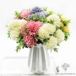 Bouquet de Fleurs Artificielles pour Deuil | Bouquet Artificiel | Bouqueternel