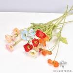 Coquelicots Géant Apulum Artificiels | Fleurs Artificielles | Coquelicots Artificiels | Bouqueternel