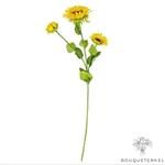Tournesol Artificiel Géant Jaune   Fleurs Artificielles   Tournesols Artificiels   Bouqueternel