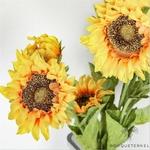 Tournesols Géants Artificiels   Fleurs Artificielles   Tournesols Artificiels   Bouqueternel