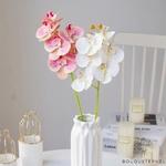 Tige dOrchidées Artificielle | Fleurs Artificielles | Orchidées Artificielles | Bouqueternel