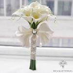 Bouquets pour Mariage de Fleurs de Lys | Fleurs Artificielles | Fleurs de Lys Artificielles | Bouqueternel
