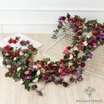 Guirlandes de Fleurs Artificielles pour Mariage | Fleurs Artificielles Mariage | Bouqueternel