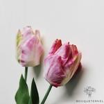 Fleurs Tulipes Artificielles Haut de Gamme | Fleurs Artificielles | Tulipes Artificielles | Bouqueternel