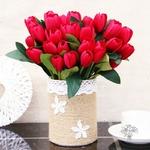 Bouquet de Tulipe Artificielle | Fleurs Artificielles | Tulipes Artificielles | Bouqueternel