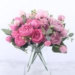 Bouquet de Fleurs Artificielles Haut de Gamme Bouqueternel