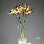 Fleurs Oiseau de Paradis Strelitzia Nicolai Artificielles | Fleurs Artificielles | Fleurs Artificielles Oiseau de Paradis | Bouqueternel
